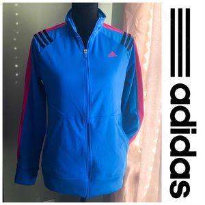 NWOT Adidas Climalite Firebird Track Jacket